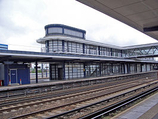 Wikipedia - Ashford International railway station