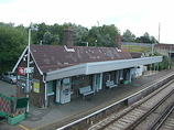 Wikipedia - Goring-by-Sea railway station