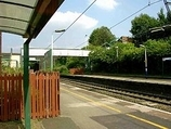 Wikipedia - Gorton railway station