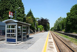 Wikipedia - Gowerton railway station