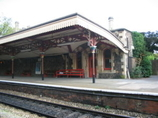 Wikipedia - Great Malvern railway station