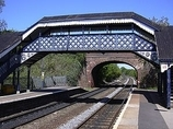 Wikipedia - Hagley railway station