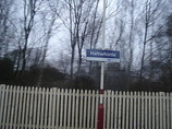 Wikipedia - Haltwhistle railway station