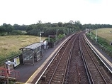 Wikipedia - Hamble railway station