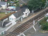Wikipedia - Harlech railway station