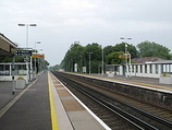 Wikipedia - Hassocks railway station