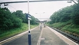 Wikipedia - Hattersley railway station