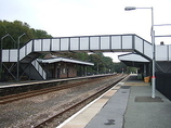 Wikipedia - Haverfordwest railway station