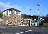 Wikipedia - Haydon Bridge railway station