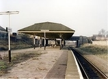 Wikipedia - Atherton railway station