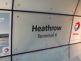 Wikipedia - Heathrow Airport T4 railway station