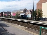 Wikipedia - Hednesford railway station