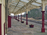 Wikipedia - Hellifield railway station