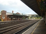 Wikipedia - Hereford railway station