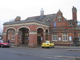 Wikipedia - Hertford East railway station