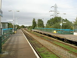 Wikipedia - Heswall railway station