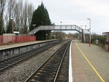 Wikipedia - Heyford railway station