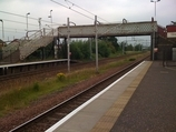 Wikipedia - Hillington West railway station