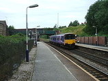 Wikipedia - Hindley railway station