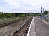 Wikipedia - Honeybourne railway station
