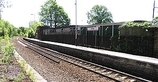 Wikipedia - Honley railway station