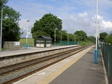Wikipedia - Hope (Flintshire) railway station