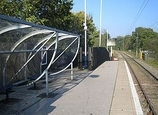 Wikipedia - How Wood railway station