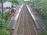 Wikipedia - Howwood (Renfrewshire) railway station