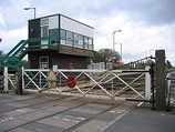 Wikipedia - Hubberts Bridge railway station