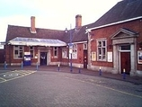 Wikipedia - Aylesbury railway station