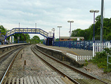 Wikipedia - Hungerford railway station