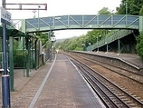 Wikipedia - Ivybridge railway station