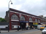Wikipedia - Kentish Town railway station