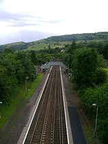 Wikipedia - Kilpatrick railway station