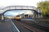 Wikipedia - Kingussie railway station