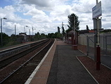 Wikipedia - Kirkwood railway station