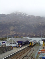 Wikipedia - Kyle of Lochalsh railway station
