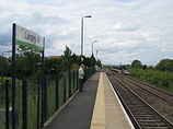 Wikipedia - Langley Mill railway station