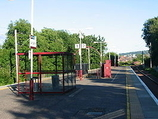 Wikipedia - Langside railway station