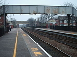 Wikipedia - Layton railway station