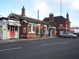 Wikipedia - Leagrave railway station