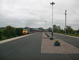 Wikipedia - Leuchars (for St. Andrews) railway station