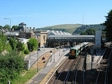 Wikipedia - Lewes railway station