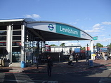 Wikipedia - Lewisham railway station