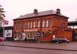 Wikipedia - Lichfield City railway station