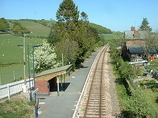 Wikipedia - Llanbister Road railway station