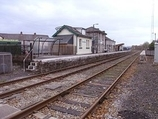 Wikipedia - Llandovery railway station