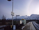 Wikipedia - Banavie railway station