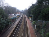 Wikipedia - Llanishen railway station