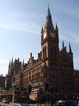 Wikipedia - London St Pancras railway station
